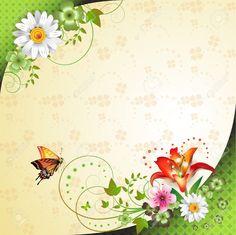 lilies and butterflies - Google'da Ara