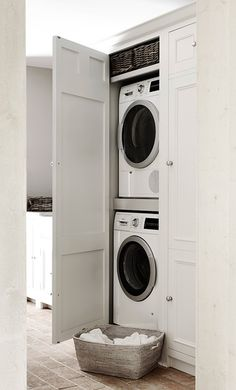 """Visit our internet site for additional info on """"laundry room storage diy budget"""". It is actually a superb place to get more information. Boot Room Utility, Small Utility Room, Utility Room Storage, Utility Room Designs, Small Laundry Rooms, Laundry Room Organization, Laundry Room Design, Laundry In Bathroom, Storage Room"""