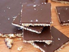 דקיקיות קוקוס ושוקולד