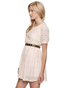 really cute lace dress