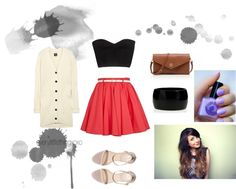 """""""Cute as a button"""" by everylittlethingxoxo ❤ liked on Polyvore"""