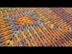 The Glorious Granny Stitch Crochet Tutorial! Granny Square Crochet Pattern, Afghan Crochet Patterns, Crochet Squares, Stitch Patterns, Stitch Crochet, Crochet Stitches, Baby Blanket Crochet, Crochet Baby, Granny Square Häkelanleitung