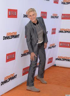 Ellen DeGeneres, We Love Everything You Wear