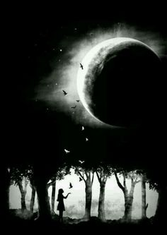 Love the moon !