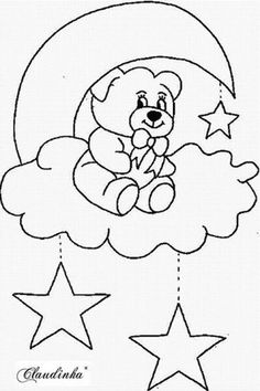 Crafts,Actvities and Worksheets for Preschool,Toddler and Kindergarten.Lots of worksheets and coloring pages. Easy Coloring Pages, Free Printable Coloring Pages, Coloring For Kids, Coloring Books, Art Drawings For Kids, Art Drawings Sketches Simple, Easy Drawings, Applique Templates, Applique Patterns