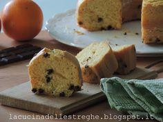 La cucina delle streghe: Ciambellone all'acqua...arancia e cioccolato Cornbread, Banana Bread, Muffin, Breakfast, Ethnic Recipes, Desserts, Food, Millet Bread, Morning Coffee