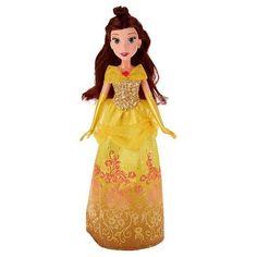 5b38e5e8a14e10 Disney Beauty and the Beast Belle Royal Shimmer Doll