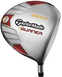 Taylor Made Golf Burner Draw Driver Taylor Made Golf Burner Draw Driver The new version of the classic taylormade driver! Adding distance and accuracy to your drives! Features: Larger Head Longer Shaft  Lighter Weight Weighs Just  http://www.comparestoreprices.co.uk/golf-clubs/taylor-made-golf-burner-draw-driver.asp