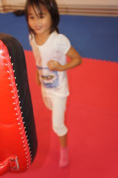 Kampfsportschule Bajrami Luzern Kindertraining