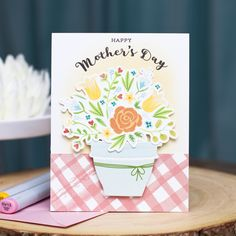 Hi there! Happy Monday! I hope you enjoyed your weekend. Today, I'm back to share two more cards I made using Papertrey Ink's March Release products. If you joined me on their Periscope or Facebook Live on the 15th, then you saw sneak peeks. Papertrey Ink's March Release product collections are…