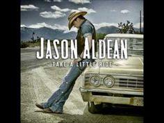 Take A Little Ride: Jason Aldean