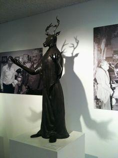 Leonora Carrington 2010 (CENART) Kandinsky, Sculpture Art, Sculpture Garden, Mexican Artists, Art Hoe, Weird Art, Outsider Art, Surreal Art, Beautiful Artwork