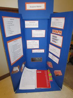 Science fair project paper