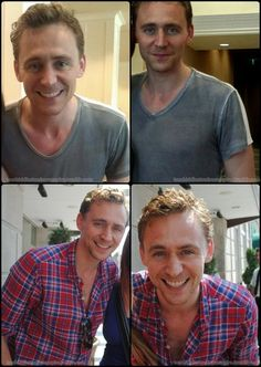Tom Hiddleston in the consummate fangirl's favourite outfits! #style #fashion #perfection