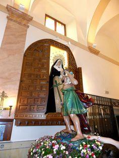 OSMTH ENCOMIENDA DE MADRID: La Virgen de la Soledad, Comendadora de Honor de l...