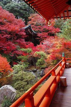 Bishamondo temple, Kyoto, Japan 毘沙門堂 京都