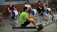 One of the best exercises to teach correct rowing technique is on the indoor rower using the pick drill and simulated on-water rowing as a cooldown.  Concept2 Master Instructor Terry Smythe demonstrates the pick drill as part of proper rowing machine technique, and how it can be taught in a class setting. Learn more or become a certified indoor rowing instructor: http://ucanrow2.com
