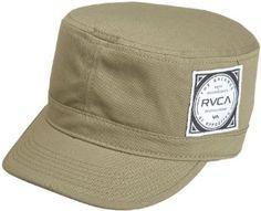 RVCA Juniors Blue Sky Hat, Military, Small/Medium RVCA. $16.46