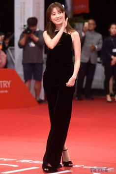 Han HyoJoo #한효주 at 21st Busan International Film Festival Red Carpet Event