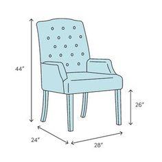 "Rosdorf Park Vestavia 26"" Counter Stool   Wayfair Dining Arm Chair, Chair Upholstery, Upholstered Dining Chairs, Tufted Chair, Dining Table, Room Chairs, Side Chairs, Funky Chairs, Counter Stools"