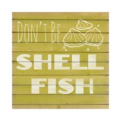 Shellfish Beach Quotes 16x16 Printed on Framed Ready to Hang Canvas