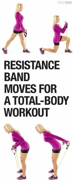 Resistance Band Total Body Workout | Posted By: AdvancedWeightLossTips.com