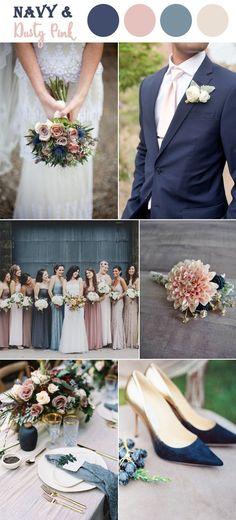 Tutorial - Como elegir los colores para tu boda - colores para tu boda azul