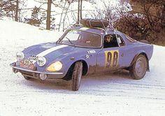 Monte Carlo 1967 - Pescarolo Henri - Depailler PatrickiconMatra Djet