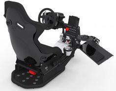 rSeat RS1 racing simulator