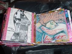 altered+book+ideas | Altered book ideas