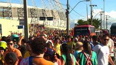WM in Brasilien: Übel oder Segen für die Bürger? - Sehen Sie dazu einen Report bei HOTELIER TV: http://www.hoteliertv.net/reise-touristik/wm-in-brasilien-übel-oder-segen-für-die-bürger/