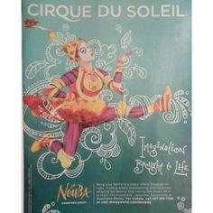 #lanouba #cirquedusoleil #increible #show