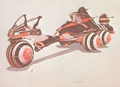 chris foss, more awesome concept art from Jodorowsky's dune