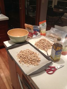 BC customers secret granola recipe!  Made with our cold pressed virgin canola!