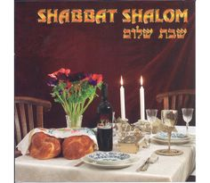 """Twenty Sabbath songs """" both familiar and new. A special way of learning the Sabbath tradition through melodious and catchy songs that use various aspects of Sabbath: commandments and traditions, lighting the candles, candlesticks, meals, res 4th Commandment, Shabbat Shalom Images, Good Shabbos, Shabbat Candles, Sweet Quotes, Menorah, Sabbath, Table Settings, Songs"""