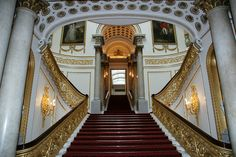 Buckingham Palace by The British Monarchy on Flickr.