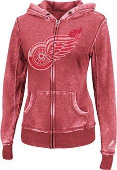Majestic Detroit Red Wings Women's