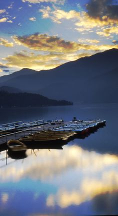 日月潭 Sun Moon Lake