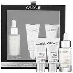 Caudalie - Vinoperfect Complexion Perfecting Set  #Sephora Best serum, hands down, for dark spots due to any cause.