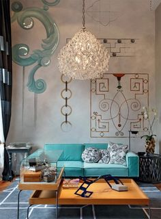 Classic Wall Treatments and Decorations – Paint, Gold Leaf, Wallpaper, Murals, Photography