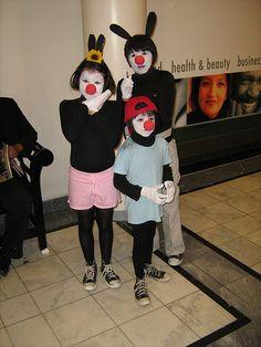 animaniacs costume - Google Search