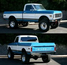 #4x4 #trucks Best Pickup Truck, Chevy Diesel Trucks, Classic Pickup Trucks, Chevy Pickup Trucks, Gm Trucks, Chevrolet Trucks, Lifted Trucks, Cool Trucks, Chevy 4x4