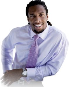 Larry Fitzgerald. LARRY FITZGERALD VOTED NFL'S BEST DRESSED PLAYER!!