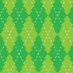 oh argyle tree plain fabric by meglish on Spoonflower - custom fabric