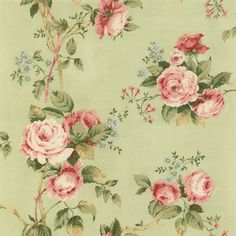 Damask Wallpaper Allen Roth And Damasks On Pinterest