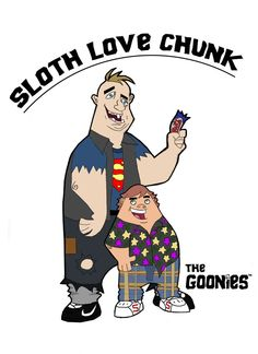 Cartoon Goonies by DNavasak