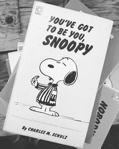 Wise words....#snoopy #peanuts #eggshop #christmas #books #eggtrading.com