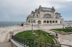 During a recent trip to Romania, I had the chance to shoot the abandoned casino in Constanta. As a pearl watching over the Black Sea where wealthy travelers and the elite flocked from all over Europe Abandoned Mansions, Abandoned Buildings, Abandoned Places, Abandoned Castles, Haunted Places, Constanta Romania, Lost Places, Richest In The World, French Photographers