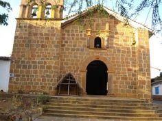 La capilla de Jesús resucitado.