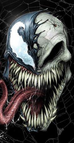 Venom art – Young Lady Fashion Venom art – The post Venom art – Young Lady Fashion appeared first on Marvel Universe. Venom Comics, Marvel Venom, Marvel Villains, Marvel Comics Art, Marvel Heroes, Marvel Marvel, Deadpool Wallpaper, Marvel Wallpaper, Gift Tattoo